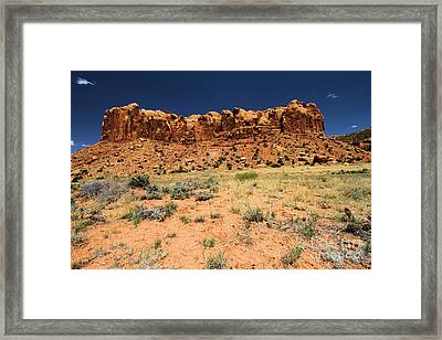 Towers To The Needles Framed Print by Adam Jewell