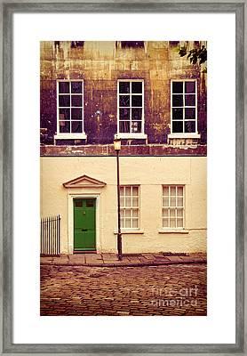 Townhouse Framed Print