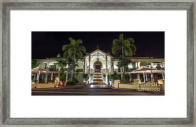 Townsville Framed Print by Shannon Rogers