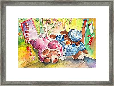 Toy Story In Lanzarote 03 Framed Print