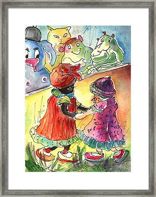Toy Story In Lanzarote 04 Framed Print