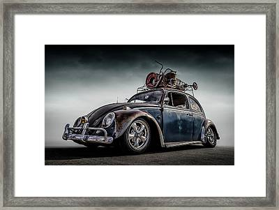 Toyland Express Framed Print by Douglas Pittman