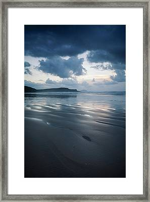 Tra Mor Beach, Near Dunfanaghy  County Framed Print by Peter McCabe
