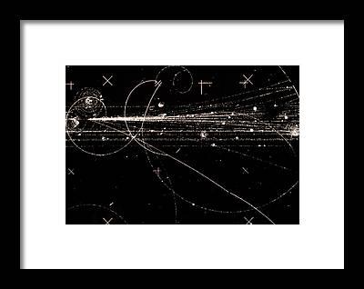 Particle Accelerator Framed Prints