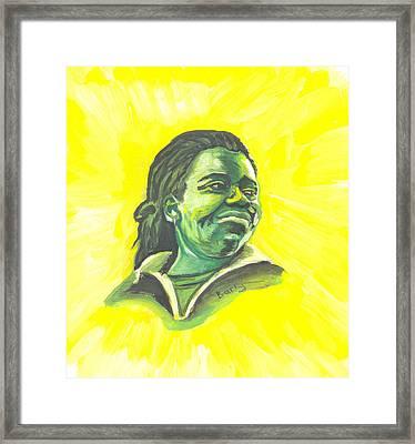 Tracy Chapman 01 Framed Print