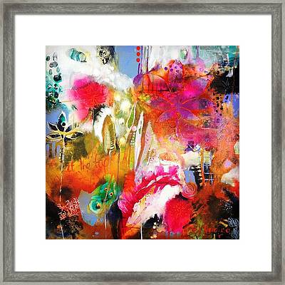 We Dwell In Possibility.2014 Framed Print