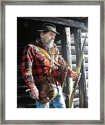 Traditional Framed Print