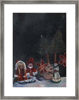 Traditions Framed Print by Jane Autry