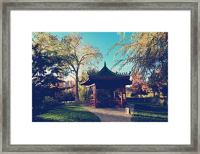 Traditions Framed Print by Laurie Search