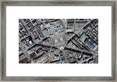 Trafalgar Square Framed Print