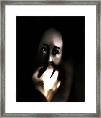 Trafficking Framed Print