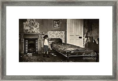 Tragedy Within  Framed Print
