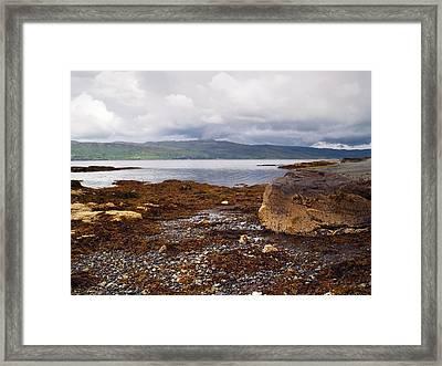 Traigh Coire Dubhaig Framed Print by Steve Watson