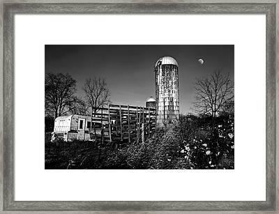 Trailer Framed Print
