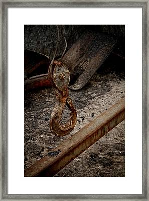 Trailer Still Life Framed Print by Odd Jeppesen