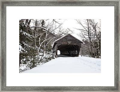 Trails End Framed Print by Eric Gendron