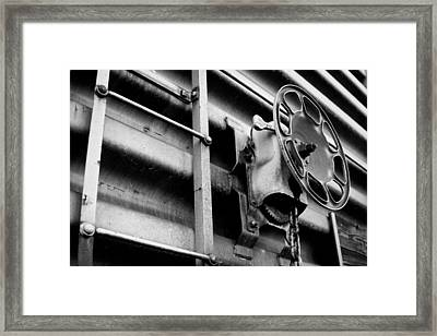 Train 11 Framed Print