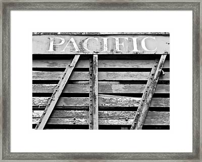 Trains 2 Framed Print