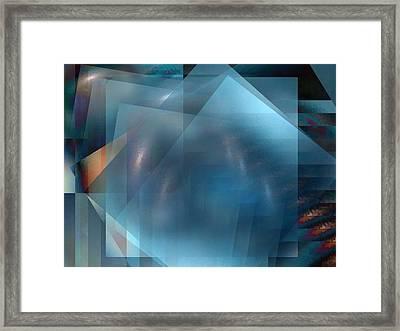 Trance Framed Print by Kelly McManus
