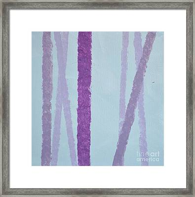 Tranquil 2 Framed Print by Barbara Tibbets
