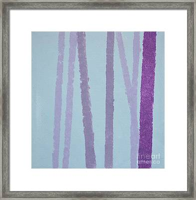 Tranquil Framed Print by Barbara Tibbets