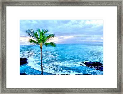 Tranquil Escape Framed Print
