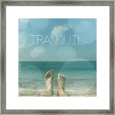 Tranquil  Framed Print by Mark Ashkenazi