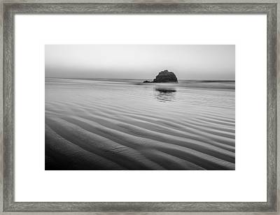 Tranquility And Still II Framed Print