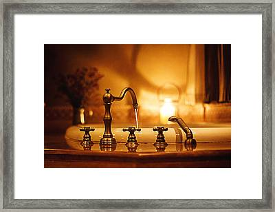 Tranquility Framed Print