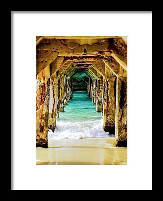 Passage Framed Prints