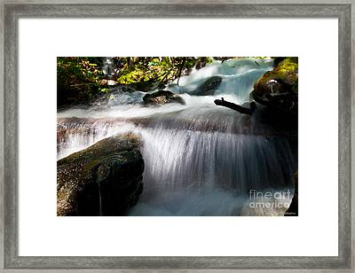 Tranquility  Framed Print by Chris Heitstuman