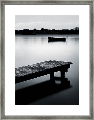Tranquility Framed Print by Dave Bowman