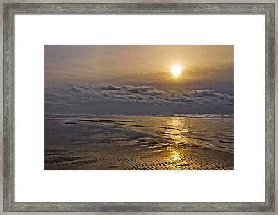 Tranquility Framed Print by David Stine