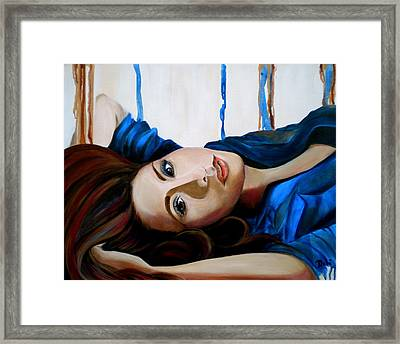 Tranquility Framed Print by Debi Starr