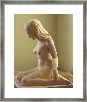 Tranquility Framed Print by Deborah Dendler