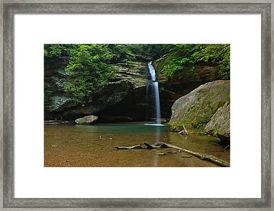 Tranquility Framed Print by Julie Andel