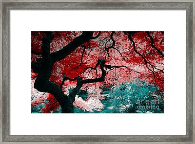Tranquility Framed Print by Marvin Blaine