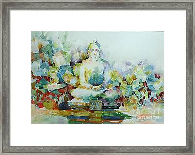 Tranquility Framed Print by Roger Parent