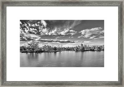 Tranquility Framed Print by Stellina Giannitsi