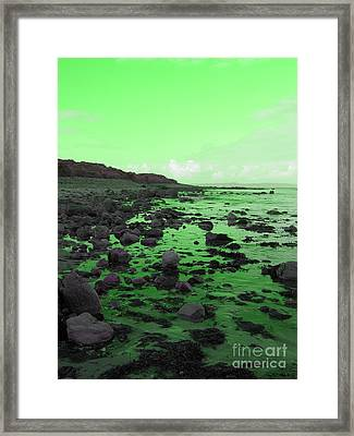 Tranquiliy Framed Print by Jo Collins
