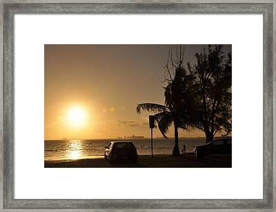 Tranquillo  Framed Print