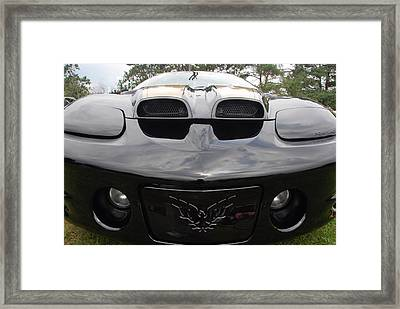 Trans Am Framed Print