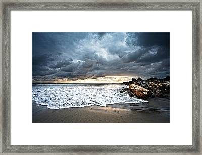 Transduction Framed Print by Ryan Weddle