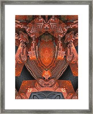 Transformed Framed Print