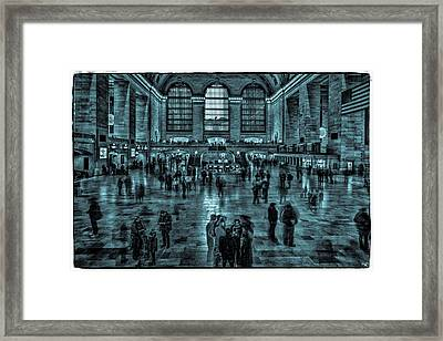 Transient Existance Framed Print by Chris Lord