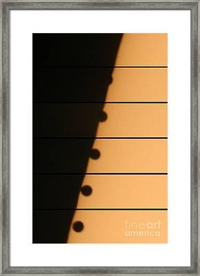 Transit Of Venus, 2004 Framed Print