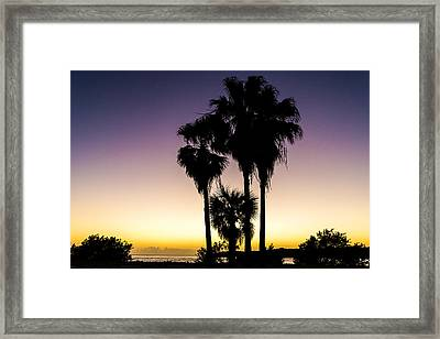 Transition Period Framed Print by Kristopher Schoenleber