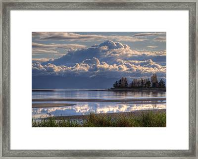 Transition Framed Print