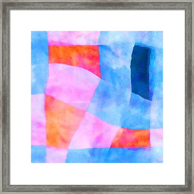 Translucence Number 2 Framed Print by Carol Leigh