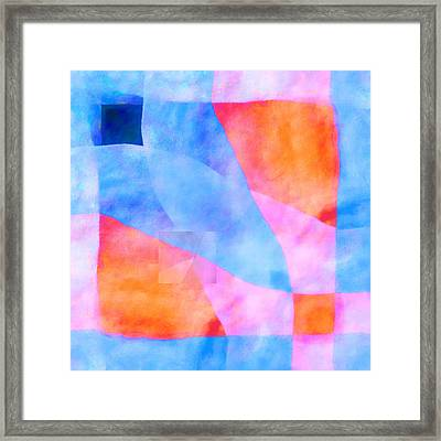 Translucence Number 3 Framed Print by Carol Leigh